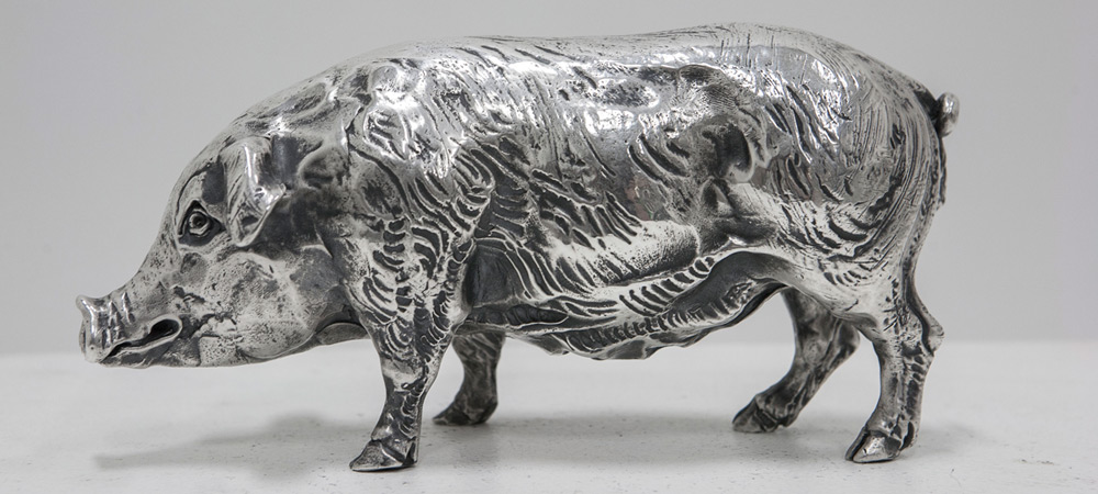 Silver Pig